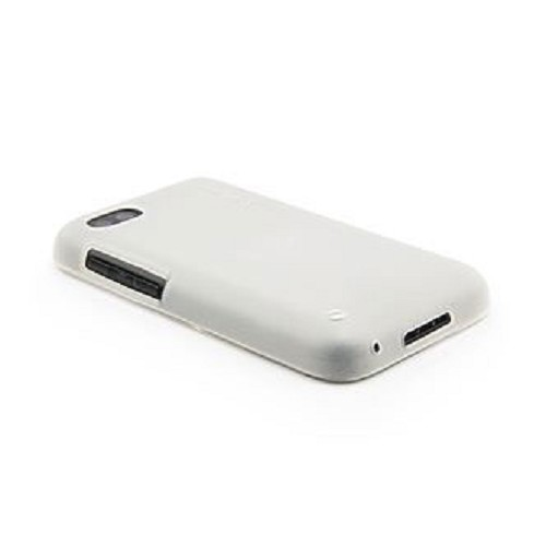 CAPDASE Soft Jacket Xpose Series For BB Q5 [SJBBQ5-P202-BB] - Tinted White - Casing Handphone / Case